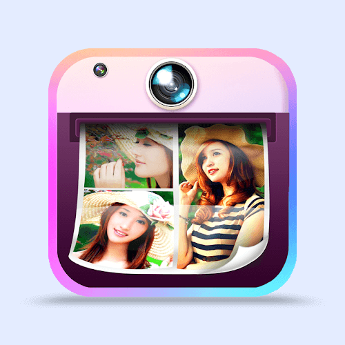 Photo Collage Art - PIP Camera, ScrapBook, Editor