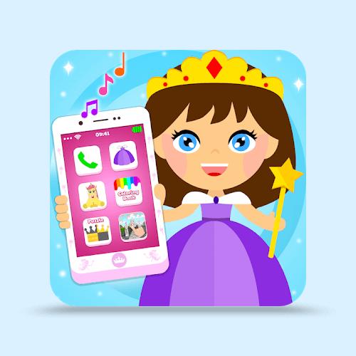 Princess Baby Phone - Princess Games